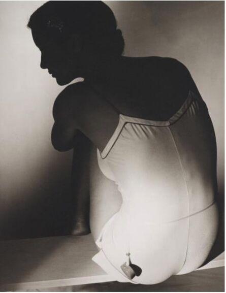 Horst P. Horst, 'Courreges Bathings Suit, Paris', 1978