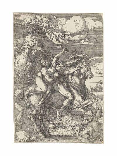 Albrecht Dürer, 'The Abduction of Proserpina (B. 72; M., Holl. 67; S.M.S. 83)', 1516