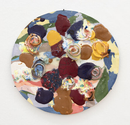 Polly Apfelbaum, 'Snail environment', 2019