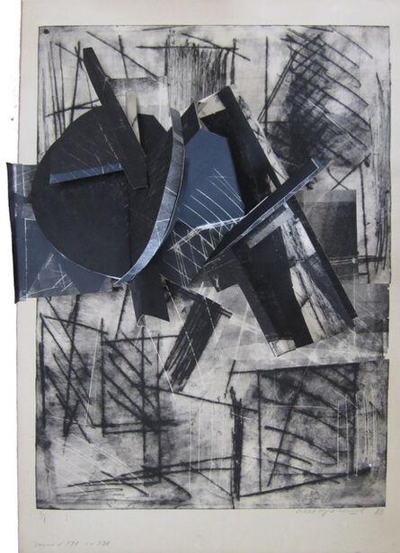 Oleg Kudryashov, 'Construction, Plate 590,591', 1983