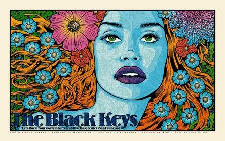 Chuck Sperry, 'Black Keys - San Francisco - Artist Proof', 2019
