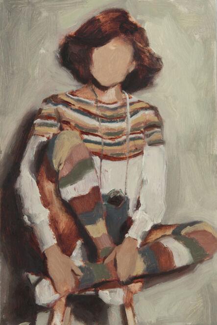 Blanca Amorós, 'March  1977', 2015