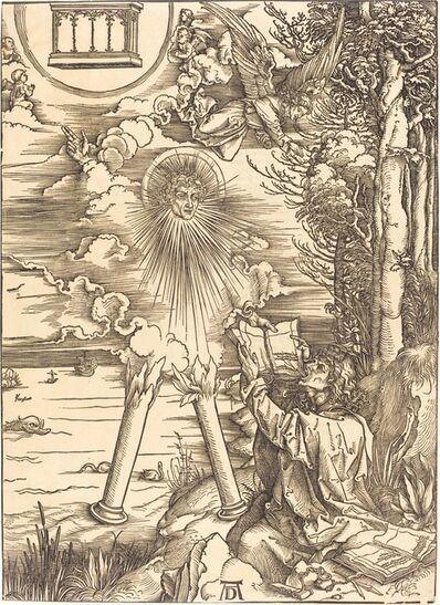 Albrecht Dürer, 'Saint John Devouring the Book', probably c. 1496/1498