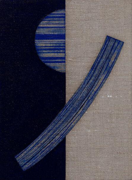 Lee Chae, 'Die blau Blume[untitled]', 2020