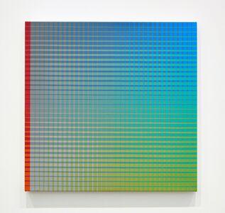 Sanford Wurmfeld, 'II-12 (N-BG/N-BG) + B/1(RO)', 2018