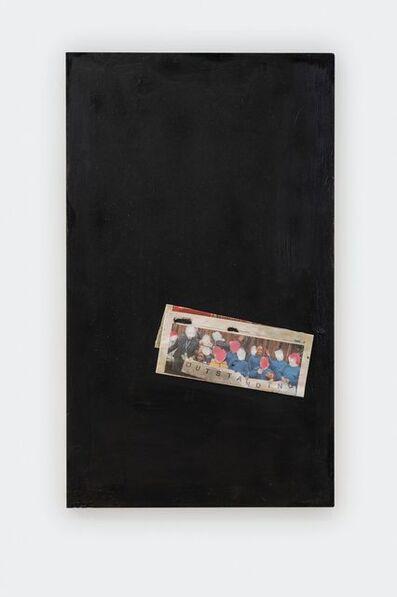 Rhea Dillon, 'Cellar Door (A Litany)', 2020