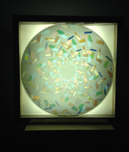 Oliver Bevan, 'Untitled (Chromotropic Painting)', 1975