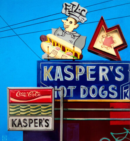 Jessica Hess, 'Kasper's', 2012