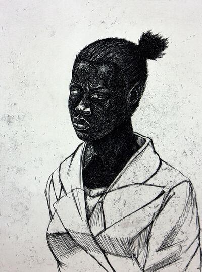 Kerry James Marshall, 'Untitled (Woman)', 2010