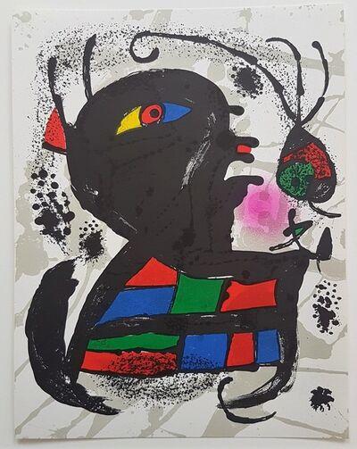 Joan Miró, 'Lithographie Originale V', 1977