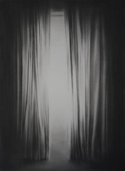 Simon Schubert, 'Untitled (Light Through Curtain)', 2017