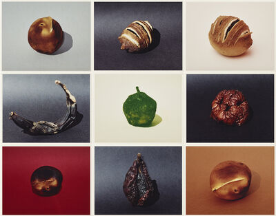 Chad Pitman, 'Color & Shapes, Grid 2', 2017