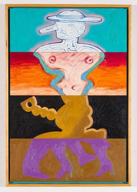 Ray Smith, 'Invisible Man', 2012