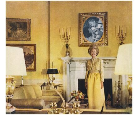 Martha Rosler, 'First Lady (Pat Nixon)', 1967-1972
