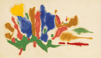 Helen Frankenthaler, 'Cool Summer', 1962