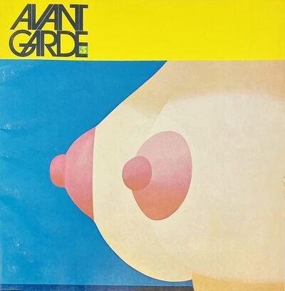 Tom Wesselmann, 'Vintage Tom Wesselmann Avant Garde 'Magazine' 1968', 1968