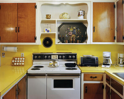 Jerry Siegel, 'Kitchen, Selma, AL', 2004