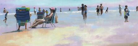 Stephen Coyle, 'Beach Gossip', 2013