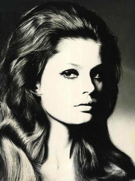 Lillian Bassman, 'Kecia', 1967