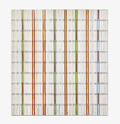 Satch Hoyt, 'Rulers #1', 2016-2021