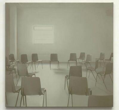 Paul Winstanley, 'Seminar (Grey)', 2014
