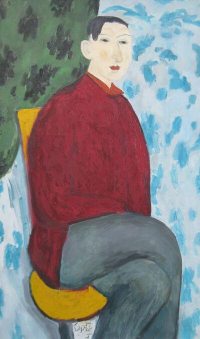 Chiu Ya-tsai, 'Untitled', 1949