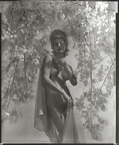 Horst P. Horst, 'Lisa with Money Plant', 1939