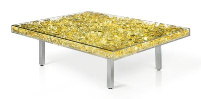Yves Klein, 'Table Monogold™', Originally designed in 1961 -postmortem edition