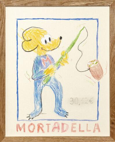 Marroni & Ouanely, 'M_ORTADELLA Nº 8', 2019