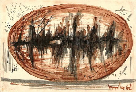 Ulo Sooster, 'An egg', 1960-s