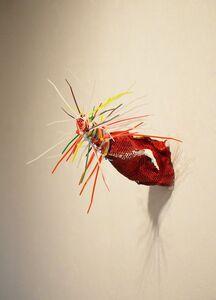 Jieun Lim, 'Red (Germination Series)', 2015
