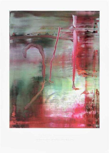 Gerhard Richter, 'Abstraktes Bild 889-5 (Abstract Picture)', 2004