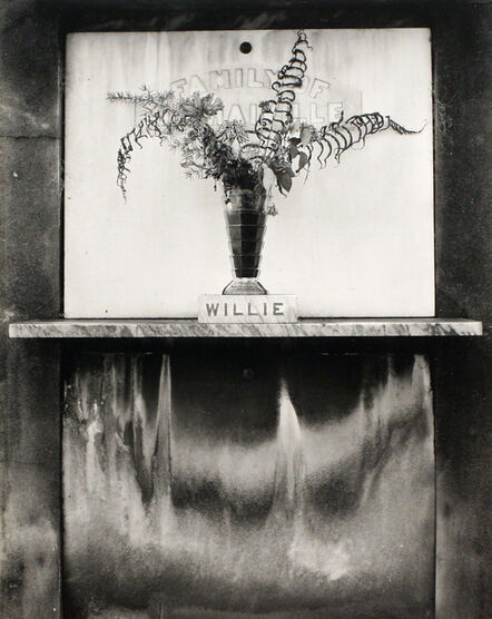 Edward Weston, 'Willie, New Orleans', 1941