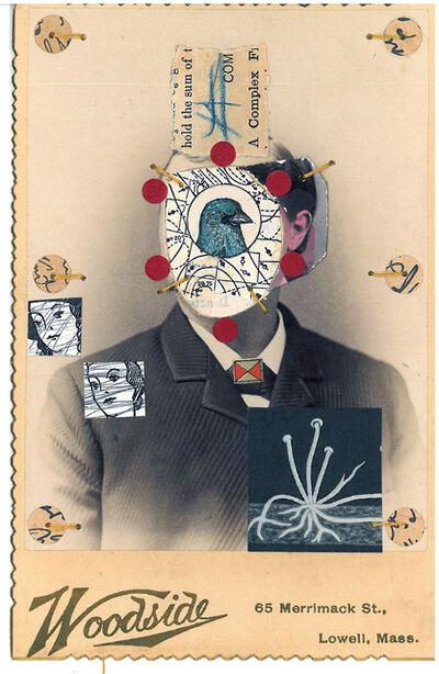 Emerson Cooper, 'Bird Man', 2007-2010