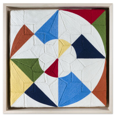Eduardo Terrazas, 'Possibilities of a Structure: Cosmos 1.1.303', 2018