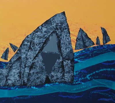 LUKSA PEKO, 'Between the Waves III', 2010