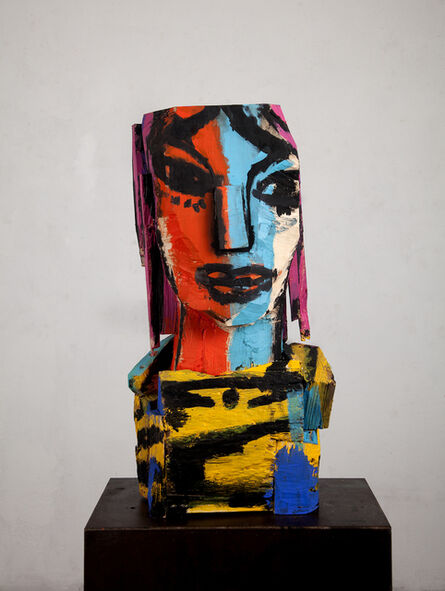 Willy Ramos, 'Mujer Enamorada', 2015
