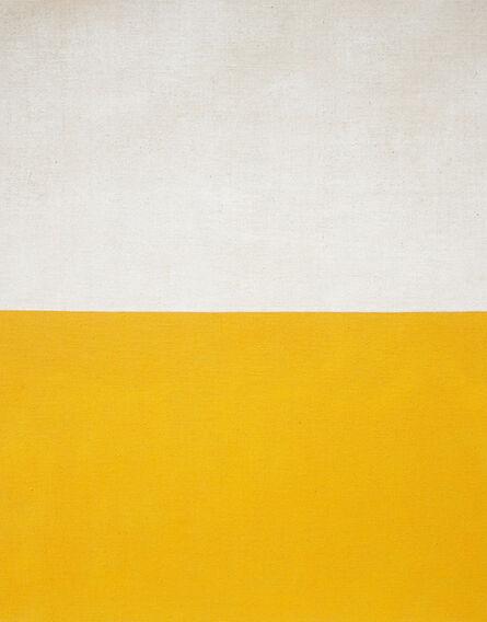 Antonio Ballester Moreno, 'Yellow', 2016