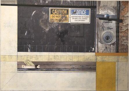 Gordon Lee, 'Crawford Door', 2004