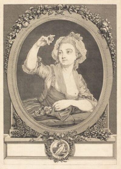 Geraud Vidal after P. Davesne, 'Les prunes'