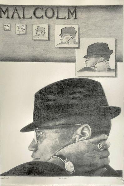 Derrick Webster, 'Evolution (Malcolm)', 2002