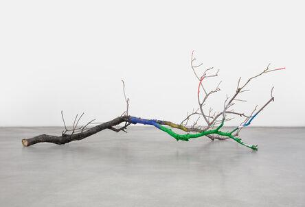 Awol Erizku, 'Bending in the Wind (Hammons Typebeat)', 2021