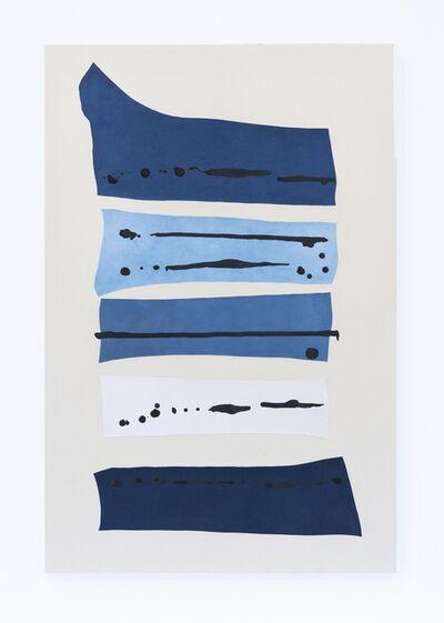 Amanda Millet-Sorsa, 'Sininen Hetki', 2020