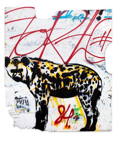 XOOOOX, 'Hyena (Forte)', 2018