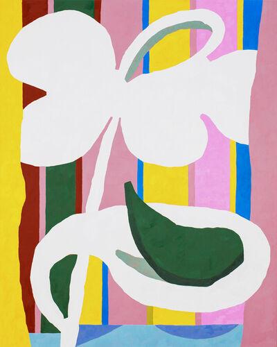 Jordy van den Nieuwendijk, 'Flower with Leaf', 2021