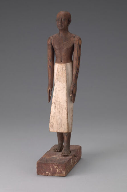 Unknown Artist, 'Seneb, the royal scribe Egyptian, perhaps Meir, Middle Kingdom, early Dynasty 12', ca. 1938
