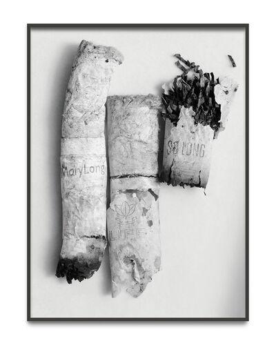 Natalie Czech, 'Mary Long / Life / So Long / Cigarette Ends', 2019