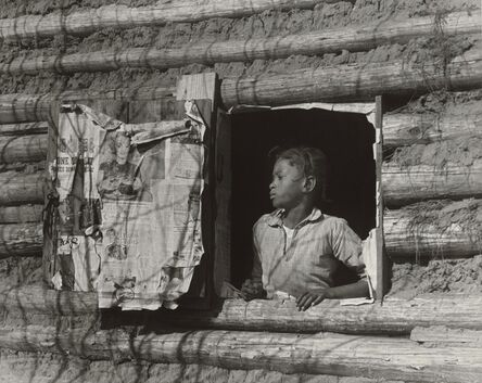 Arthur Rothstein, 'Girl at Gee's Bend', 1937