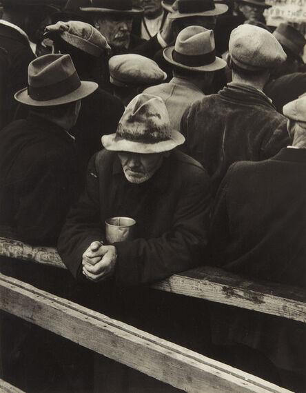 Dorothea Lange, 'White Angel Breadline', 1933