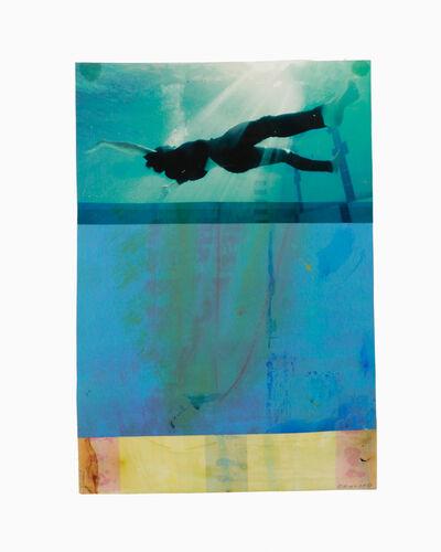 Don Maynard, 'Floating Into Light', 2021